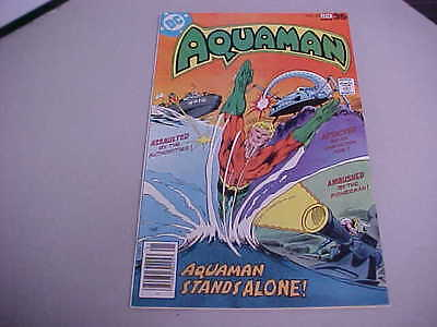 Aquaman Comic # 59 VF+ 1977 Mera's Story It looks better