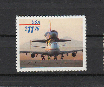 A fantastic mint United States 1998 $11.75 Express Air Issue