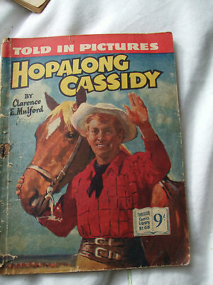 THRILLER COMICS  HOPALONG CASSIDY No 68  9d.