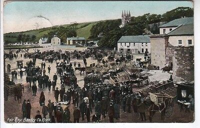 Co. Cork - Fair Day, Bantry Bay