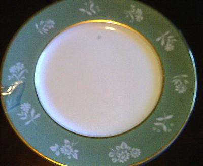 Simpsons Potters Clarendon  dinner plate set of 4