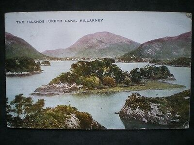 Postcard Killarney The Islands Upper Lake