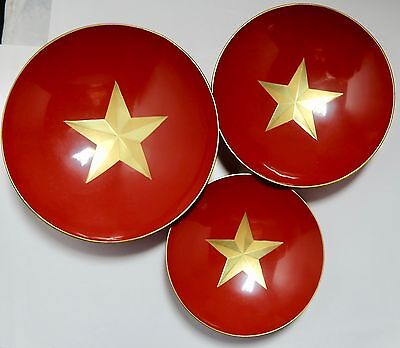 1908 IMPERIAL JAPANESE RESERVIST ARMY AWARD LACQUERED WOOD SAKE CUP JAPAN cased