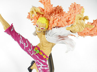 One Piece Scultures BIG Colosseum Donquixote Doflamingo PVC figure Banpresto