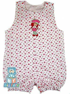 "*BIG TOTS adult Strawberry Shortcake 49"" baby style Jon Jon"