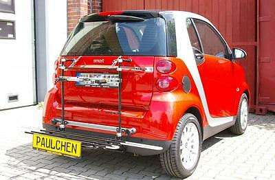 Paulchen Roof Racks Rear Carrier Bicycle for Smart Fortwo 451 COUPE