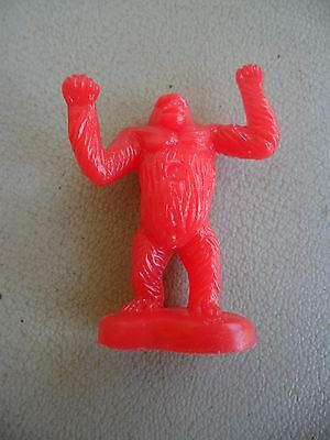 Cereal Toy RARE R&L or Other-1970's-King Kong-Red-Nice!