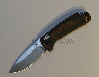 Benchmade 15031-2 North Fork Folder Dymondwood