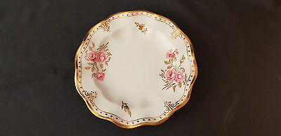 Royal Crown Derby Bread & Butter Plate - Royal Pinxton Roses