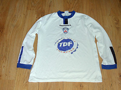 Coleraine Away  Players Shirt 2009 2Xl Mens Number 9