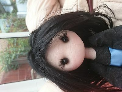 Large OOAK Artist Cloth  Doll