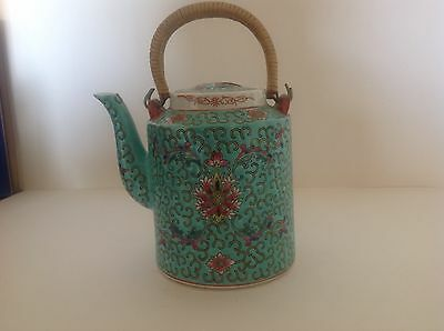 Decorative Chinese Tea Pot with lid