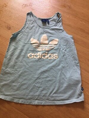 Girls Adidas Vest Top U.K. 14