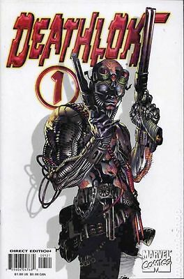 Deathlok (1999 2nd Series) #1B VF