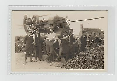 Essex. Davey Paxman Portable, Made At Colchester. Road Laying, But Where.