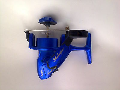 ✔ Moulinet bleu Shakespeare Sp20 Fishing Reel blue occasion comme neuf