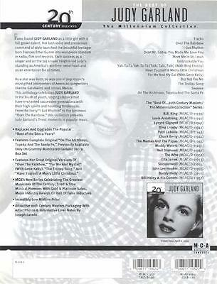 RARE Judy Garland Best of Promo Sales Brochure!