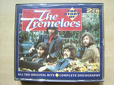 CD The Tremeloes, The story of ... 2 CDs