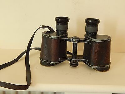 1917 6 x 30 Carl Zeiss Dienstglas Binoculars - Perfect Working Order