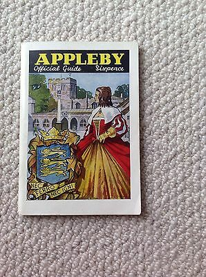 APPLEBY OFFICIAL GUIDE. 1960s