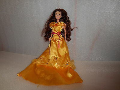 Disney  Belle Beauty & The Beast Doll 12""