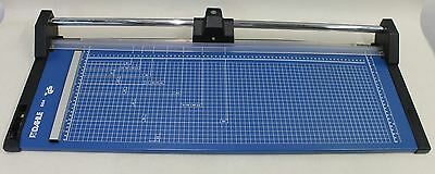 DAHLE 554 Professional Rotary A2 Paper Guillotine Trimmer Office Equipment