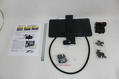 BNIB ALTEC Electric Powered Retractable License Plate Frame For C6 Corvette