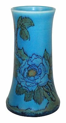 Rookwood Pottery 1924 Floral Matte Vase 1358E (Jones)