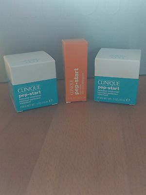 Clinique Pep-Start - 3 Items - New