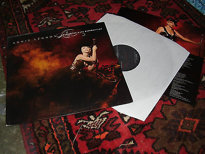 Annie Lennox - Songs of Mass Destruction - RARE Vinyl LP album 2007 (Eurythmics)