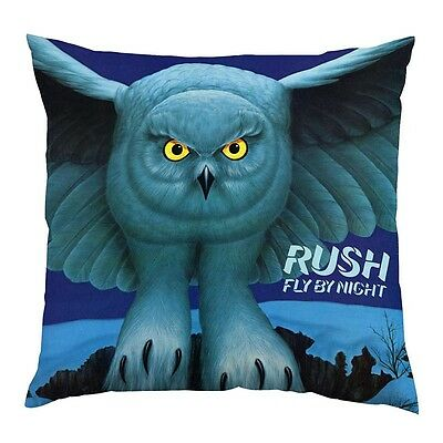 RUSH Fly by night Kissen / Cushion 40cm x 40xm UK IMPORT Official! SOLD OUT