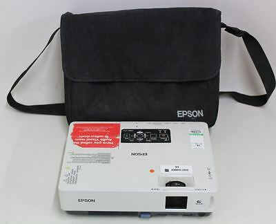 EPSON EMP-1717 Portable Multimedia 3LCD Wireless 2500 Lumens Projector 400:1