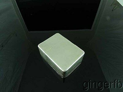 Antique Tiffany & Co. Sterling Silver Playing Card Carrying Case Ca 1890