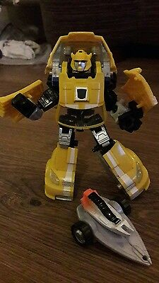 Transformers Classics (G1) Bumblebee figure complete, 2006