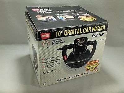 "Wen 10"" Orbital Car Boat Waxer Buffer Polisher 1/2 HP Electric 10T3 USA Made"