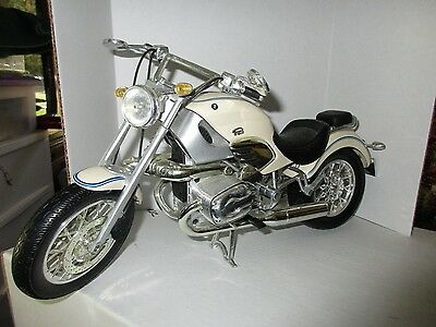 Collectible Model BMW Replica 1200 Motorcycle Pretend Play Toys