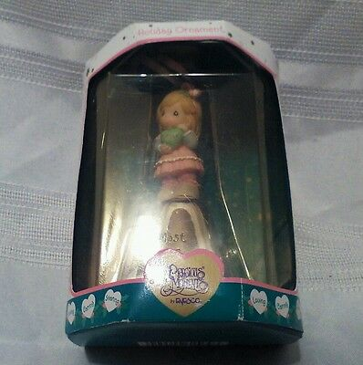 Precious Moments #891371 Holiday Ornament Enesco 2000
