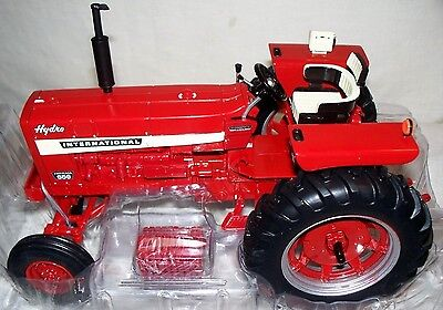 INTERNATIONAL 656 TOY TRACTOR TIMES EDITION  3-Point Hitch NIB!