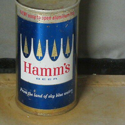 Hamms  Beer     Solid  Different Variety  Flat Top