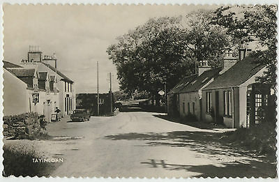 TAYINLOAN 1950s-60s VALENTINE'S REAL PHOTOGRAPH POSTCARD UN-POSTED D 5301