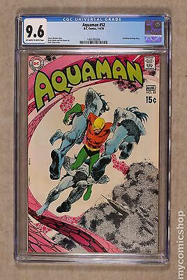 Aquaman (1962 1st Series) #52 CGC 9.6 1465783006