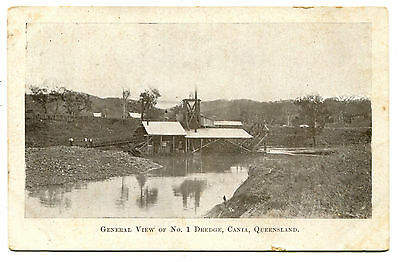Cania Qld General View of No.1 Dredge