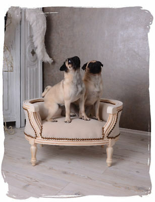 Vintage Dog Bed Dog Sofa Royal Bed For Dogs & Cats