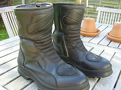 Frank Thomas Touring Motorcycle Boots. Size UK 10.