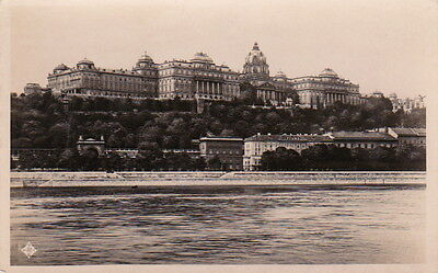 Hungary - BUDAPEST - The Royal Castle
