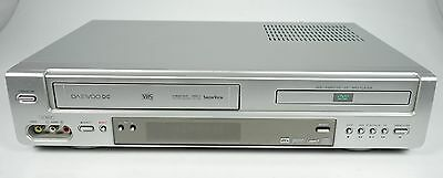 Daewoo Sh-7840 6-Head Vhs Videorecorder / Dvd Player +++