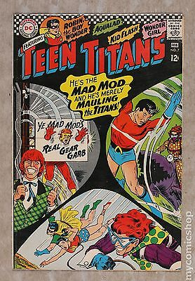 Teen Titans (1966 1st Series) #7 FN- 5.5