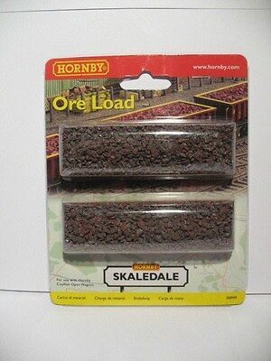"""Hornby Skaledale R8999  Ore  Loads Two  """"00"""" Scale"""