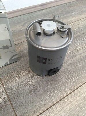 Genuine Mercedes Sprinter Cdi Diesel Fuel Filter 611 092 01 01