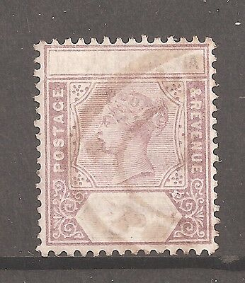 Northern Nigeria 1900 Victorian 2½d fine used (some fading) SG 4 w9513